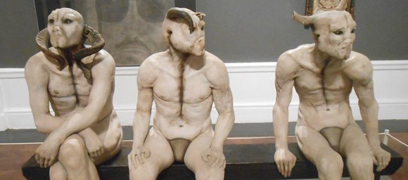 The Butcher Boys, South Africa National Gallery