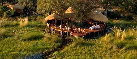Baines Camp in Botswana's Okavango Delta