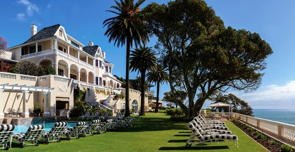 Ellerman House in Bantry Bay