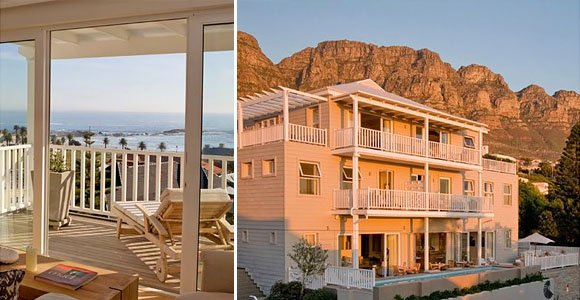 Sea Five Boutique Hotel in Camps Bay