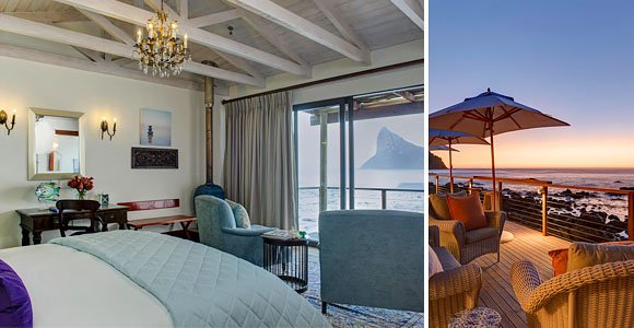 Tintswalo Atlantic, one of Cape Town's top boutique hotels