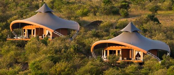 Kenya accommodation: Mahali Mzuri