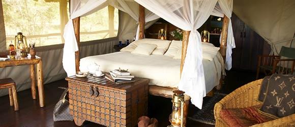 Campi Ya Kanzi in Kenya