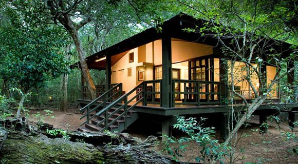 Phinda Forest Lodge romantic suite