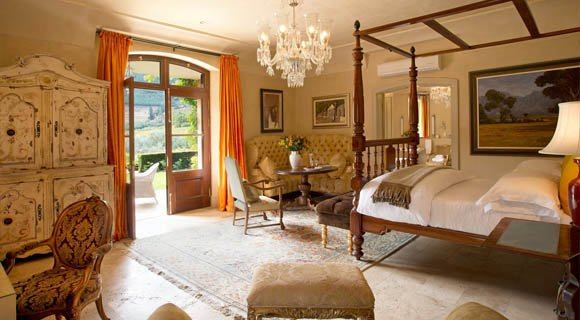 Le Residence romantic suite