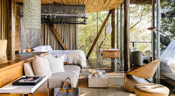 Singita Lebombo honeymoon