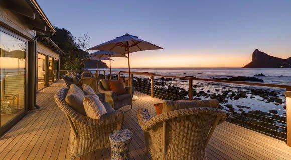 Tintswalo Atlantic honeymoon