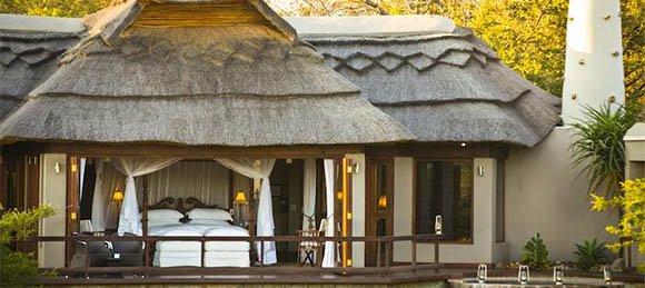Safari villa at Jamala Madikwe