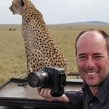 Andy Rouse - wildlife photographer