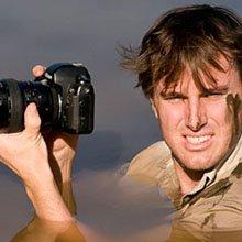 Greg du Toit - wildlife photographer