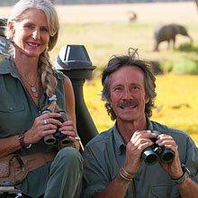 Angela & Jonathan Scott