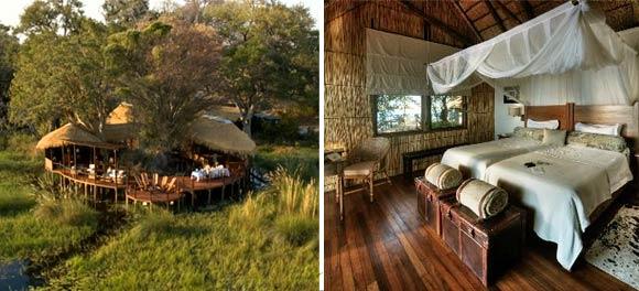 Baines' Camp & Xugana Island Lodge
