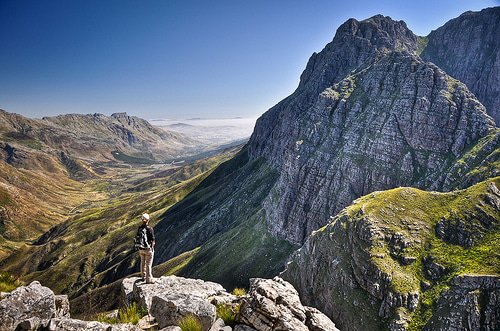 Jonkershoek by Jono Hey
