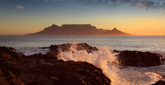 Table Mountain, Cape Town by Dietmar Temps
