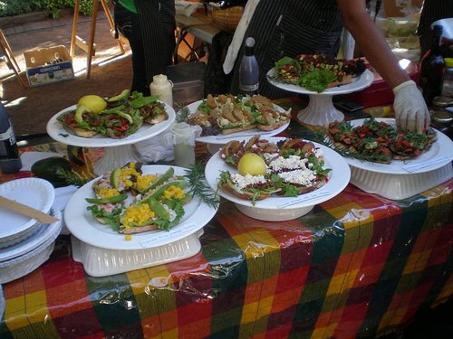 Delicious treats in every corner by SAVenues