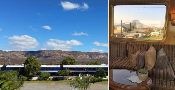 Blue Train South Africa