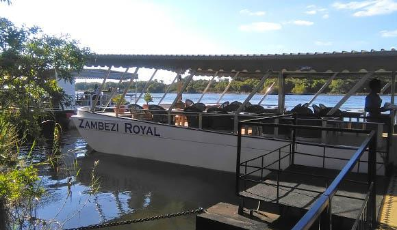 Zambezi Royal sunset cruise