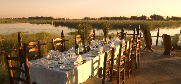 Okavango Delta Sanctuary: Baines' & Chief's Camp