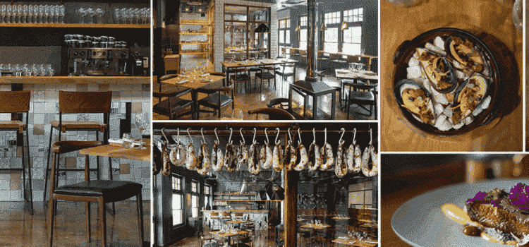 A Feast at Foxcroft: New Restaurant of the Year
