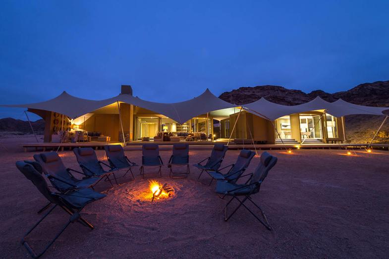Visit Namibia: Hoanib Skeleton Camp