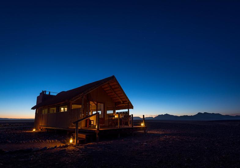 Visit Namibia: Kulala Desert Lodge