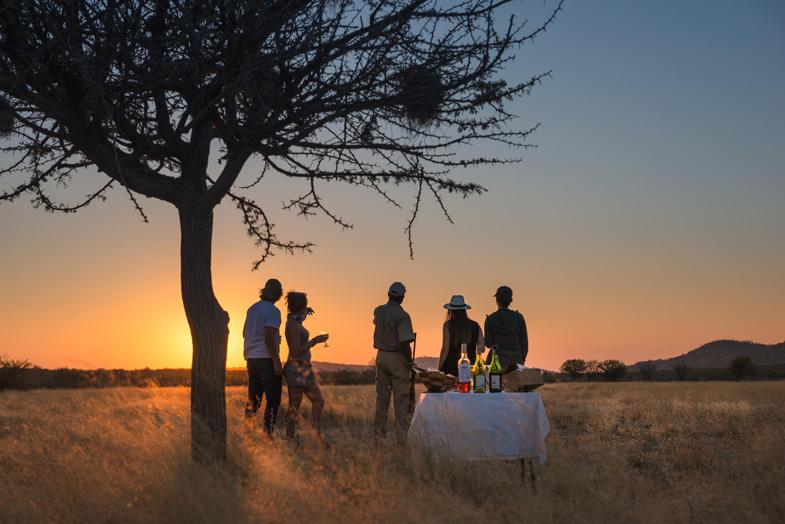 Visit Namibia: Little Ongava