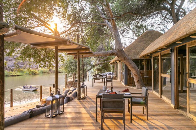 Visit Namibia: Serra Cafema Camp