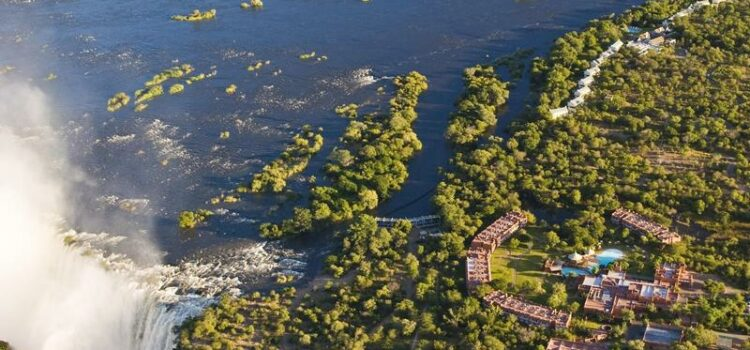 The Royal Livingstone Victoria Falls Zambia Hotel by Anantara