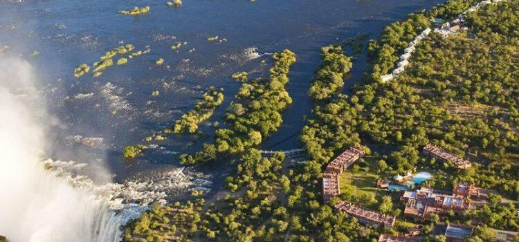 The Royal Livingstone Victoria Falls Zambia Hotel by Anantara