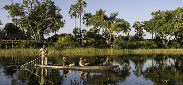 Exploring the Okavango with Wilderness Safaris