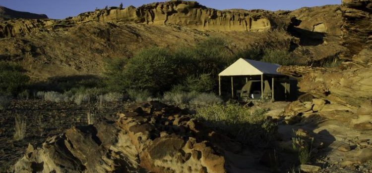 Damaraland Adventurer Camp