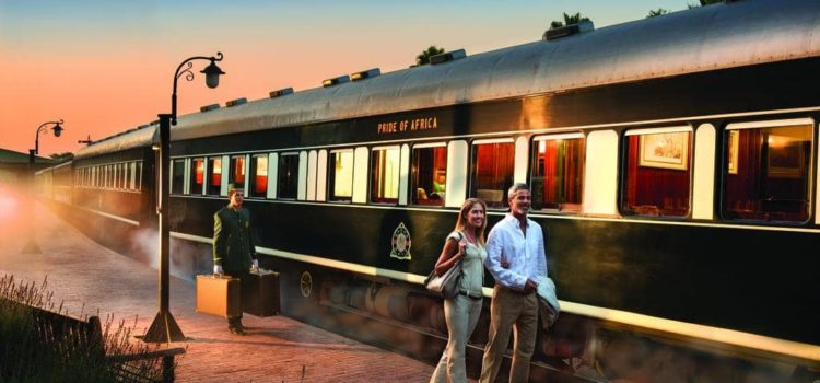 Railway Romance in Southern Africa