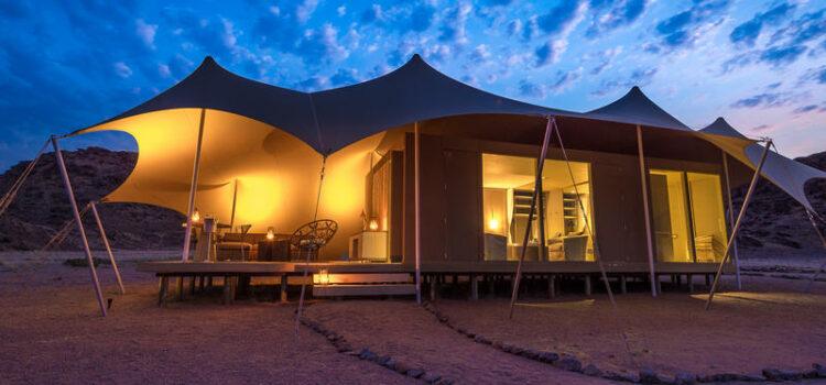 Hoanib Skeleton Coast Camp