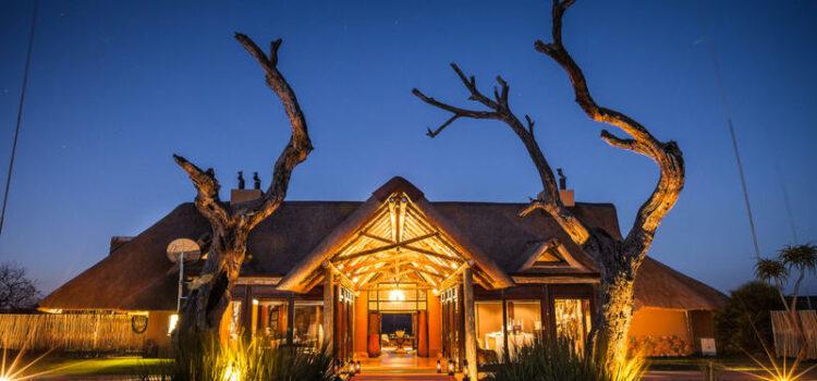 Nambiti Hills Private Game Lodge
