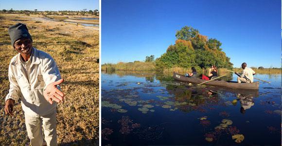 Activities at Camp Okavango