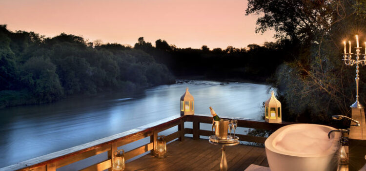 Royal Chundu Zambezi Island Lodge