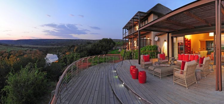 Sarili Lodge at Shamwari Private Game Reserve