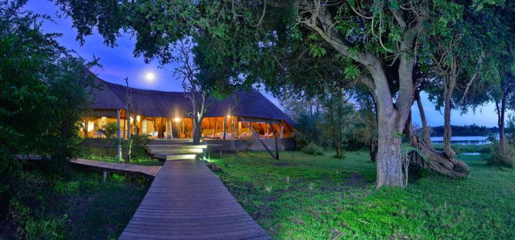 Victoria Falls River Lodge Luxury Tented Suites