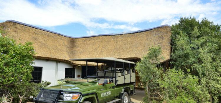 Lobengula Lodge Shamwari Game Reserve