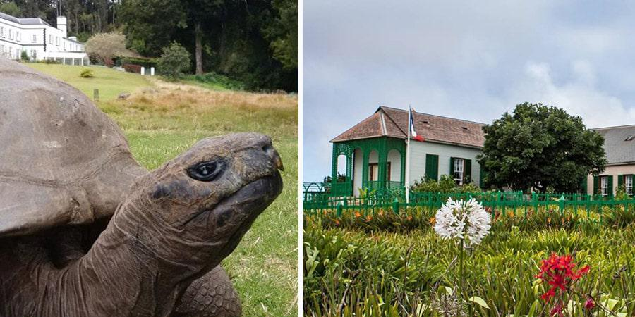 Things to see on St Helena Island