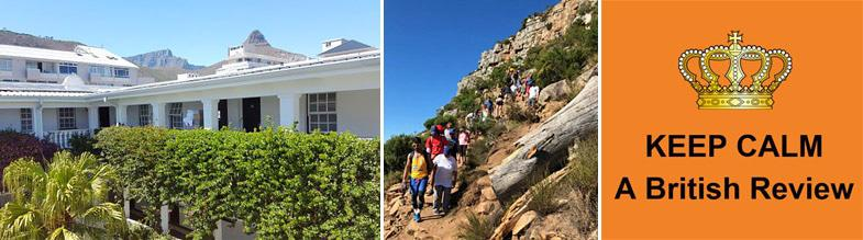 Winchester Mansions and a hike up Lion's Head