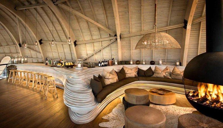 luxury lodges botswana