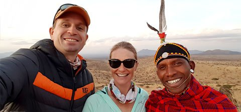 Wildlife & Warriors: On Safari in Northern Kenya