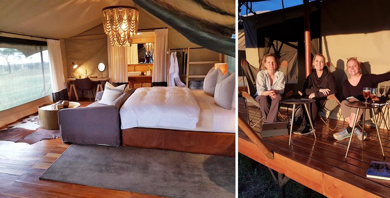 Siringit Serengeti Camp