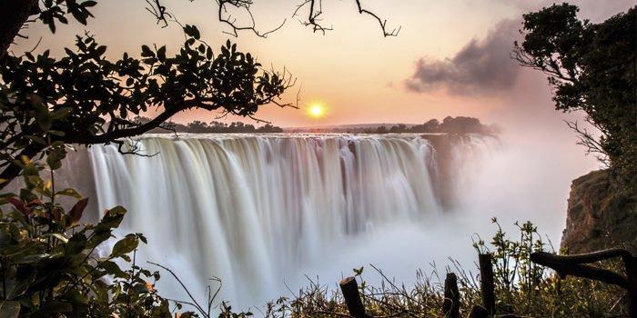 Matetsi Tour of the Falls