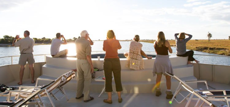 Chobe River Safaris: Life aboard a Luxury Houseboat