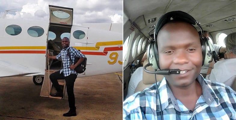 6-Seater Cessna Charter flight to Zambezi Grande