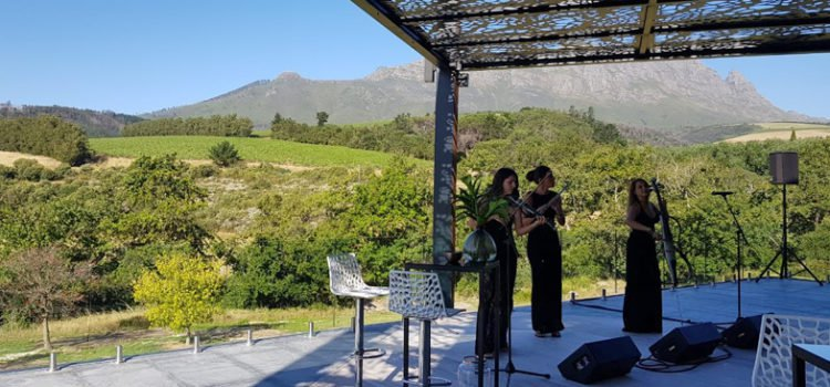 The Rebirth of Quoin Rock: a Sensory Delight