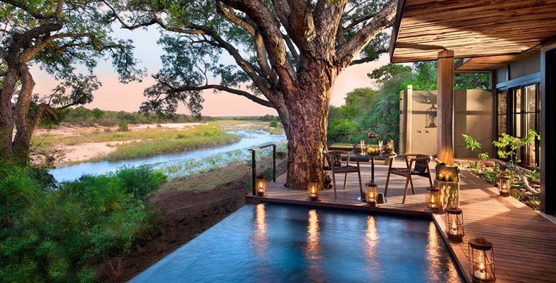 andBeyond Tengile River Lodge in the Sabi Sands