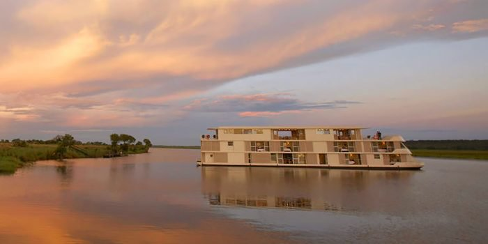 Honeymoon on the Chobe River